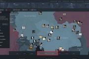 Der Erste Weltkrieg und das Ende des Habsburgerreiches - Screenshot Landkarte
