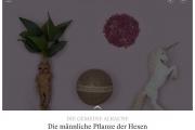 Medizin und Ernährung Screenshot Alraune