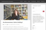 Schifffahrtsmuseum Unterweser Screenshot Blogbeitrag